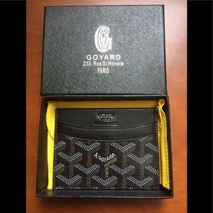 Other - Goyard Card Holder